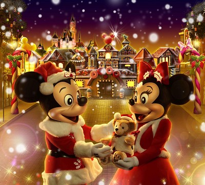 "[Hong Kong Disneyland] ""A Storybook Fantasy""  Christmas-10-10"