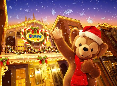 "[Hong Kong Disneyland] ""A Storybook Fantasy""  Christmas-10-11"