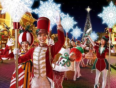 """[Hong Kong Disneyland] """"A Storybook Fantasy""""  Christmas-10-13"""